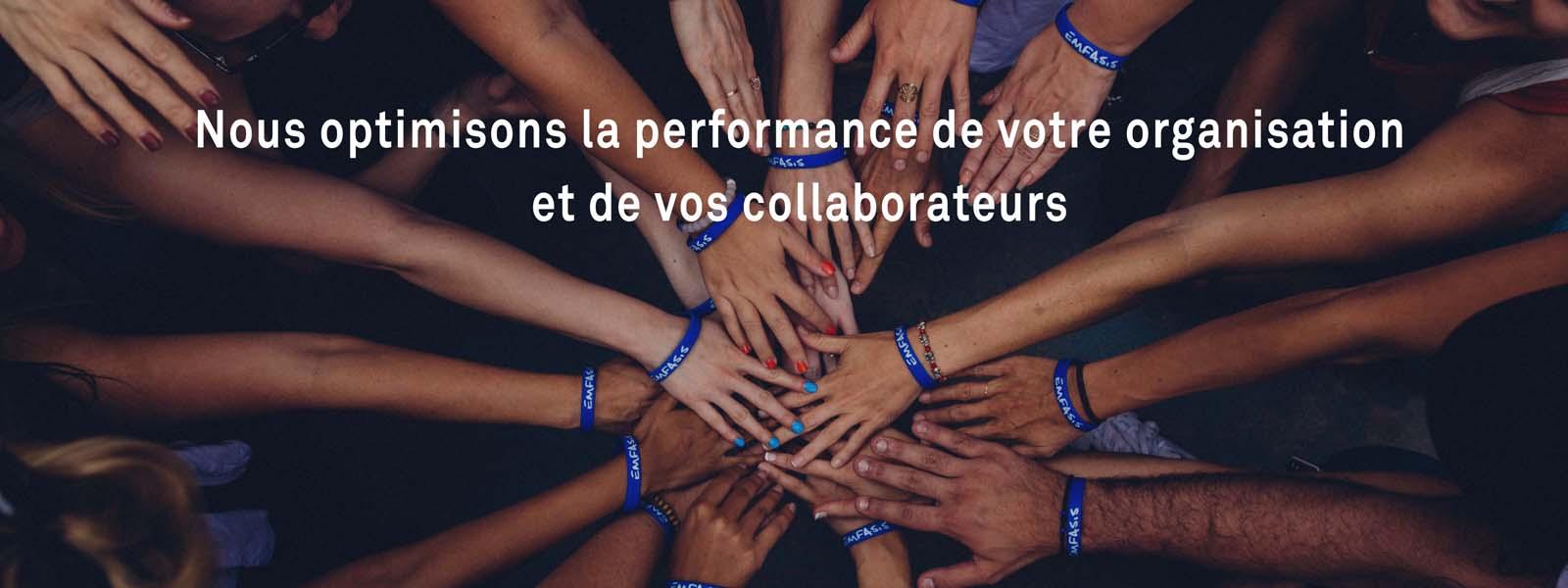 Développement des performances de l'entreprise